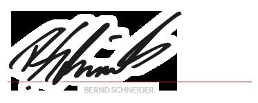 Bernd Schneider - Offizielle Homepage